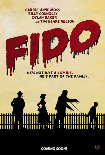 Fido - movie poster