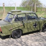 Trabant – army version