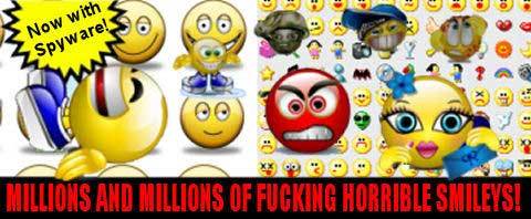 Smileys ad (true version)