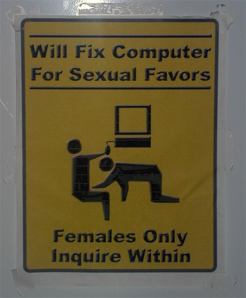 Will fix computer