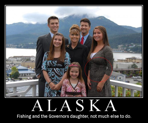 Everyone loves Alaska