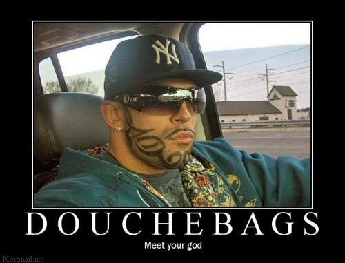 Douchebag god