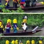 DIY Lego pirates
