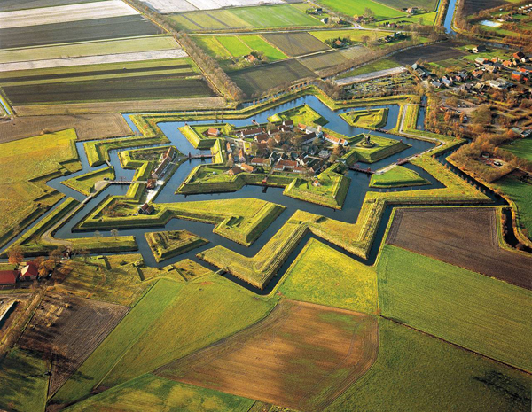 Fort Bourtange - Netherlands