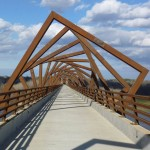 Awesome Iowa bridge