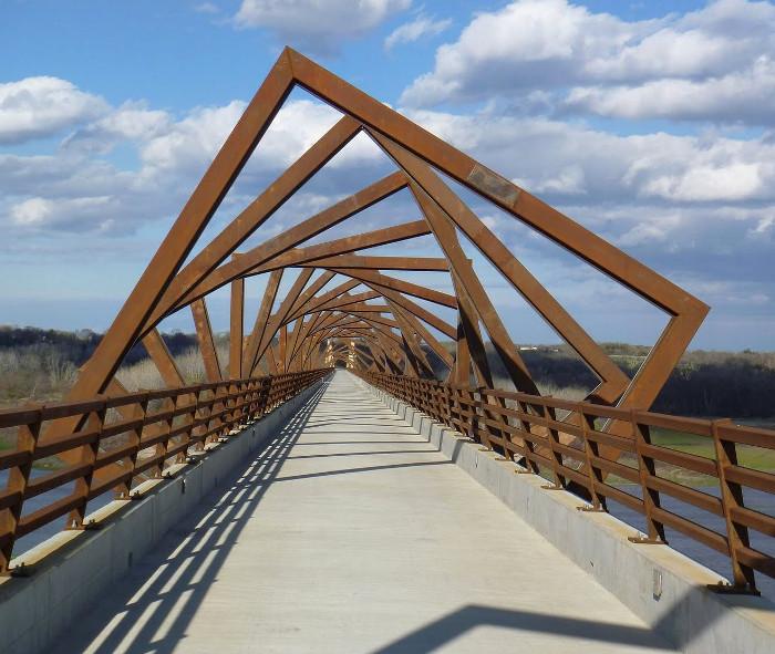 Awesome Iowa bridge