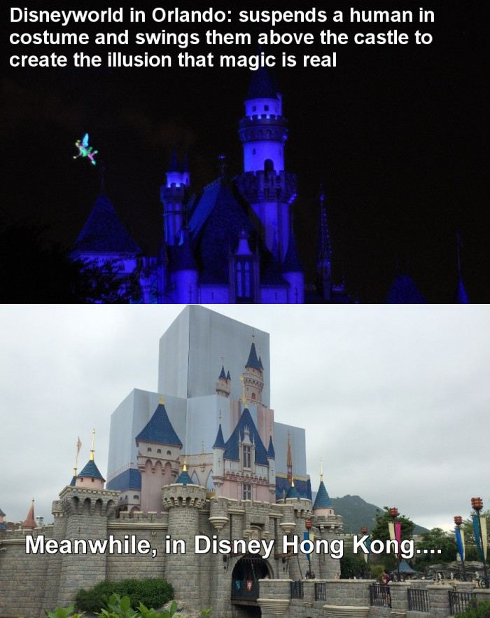 Disney chinese version