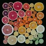 Citrus rainbow