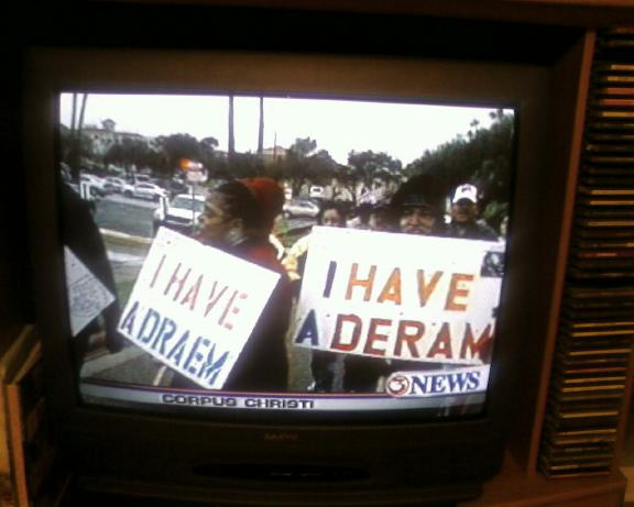 I have a draem