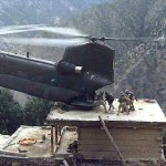 Awesome helicopter rescue in Afghanistan