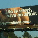 Life is short, have an affair