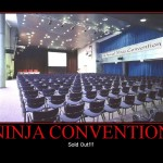 Annual ninja convention