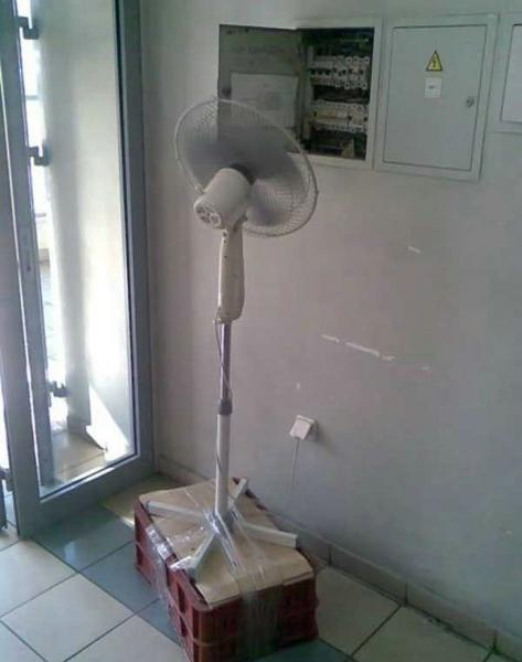 Cooling romanian style