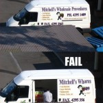 Wholesale van fail