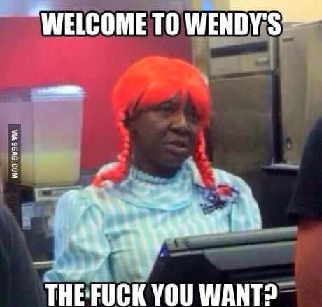 Welcome to wendy's
