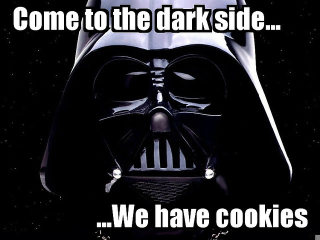 Dark side cookies original