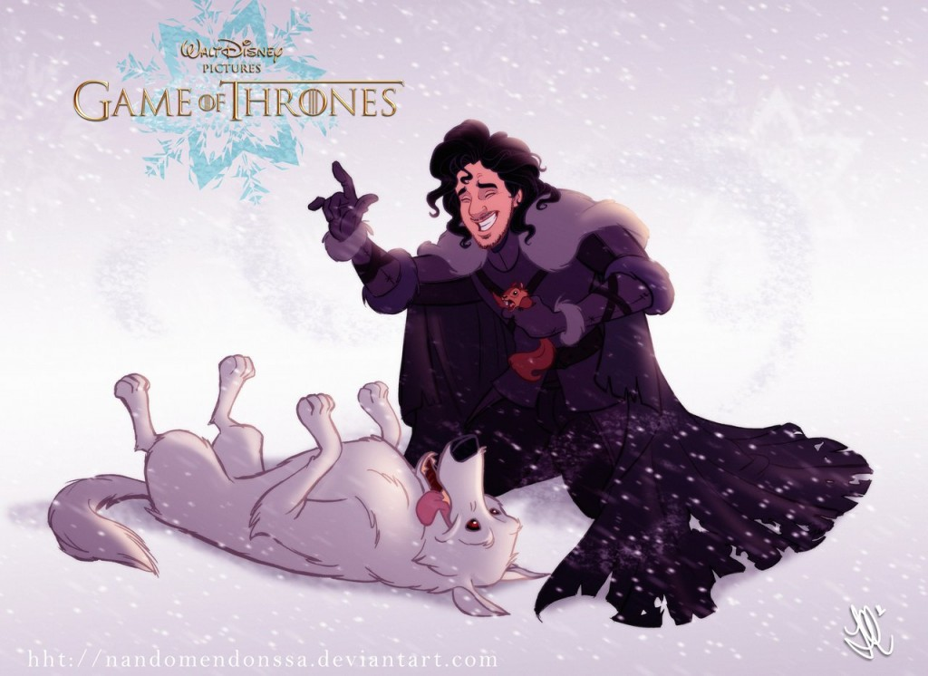 Game of Thrones - john snow