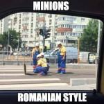 Minions – Romanian Style
