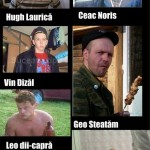 Celebrities after 1 month in Russia
