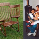 Awesome story-time chair