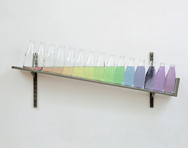 Awesome chemistry shelf
