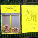 How to stop people littering cigarette butts