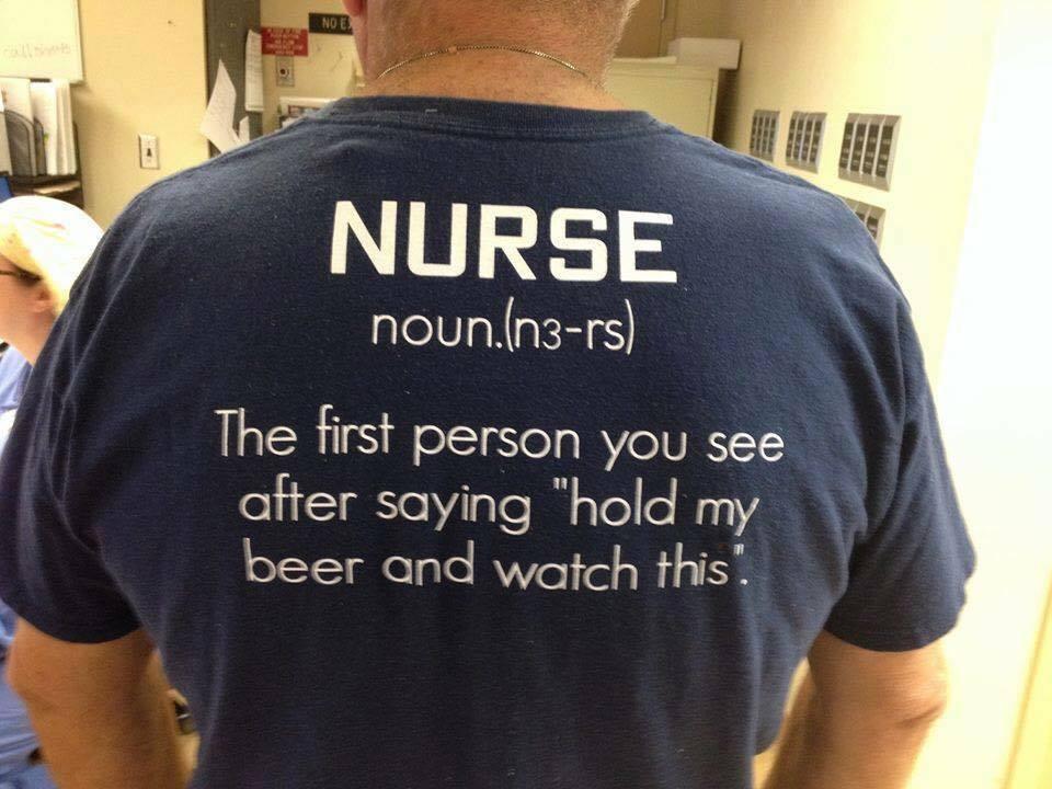 definition of nurse